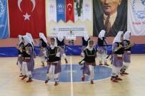 Karaman'da Okullararası Halk Oyunları İl Birinciliği Yarışması Sona Erdi