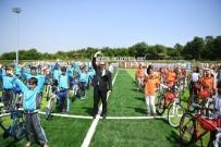 HÜSEYİN ÜZÜLMEZ - Kartepe'de 2018 Yılında 5 Bin 100 Bisiklet Dağıtıldı