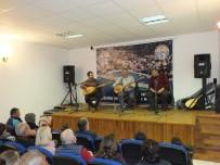 MEHMET ÖZEN - Kaş'ta Halk Sanatçıları Buluştu