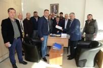 MUHARREM İNCE - Kumluca'da Cumhur İttifakı Meclis Listesini Teslim Etti