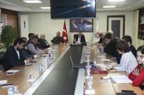 YOLCU TAŞIMACILIĞI - Lojistik Komiteleri Ortak Çalışma Grubu Oluşturuyor
