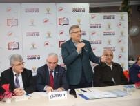 BEYKOZ BELEDİYESİ - Murat Aydın Açıklaması 'Beykoz'da Bacasız Sanayi Devri Başlayacak'