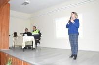 İNTERNET BAĞIMLILIĞI - Niksar'da Polis Öğrencilere İnternet Bağımlığını Anlattı