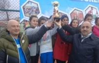 Okul Sporları Gençler Müsabakası Sona Erdi