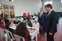 ERTUĞRUL SAĞLAM - Okul Sporları Satranç Turnuvası Başladı