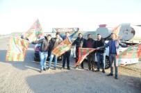 VATANA İHANET - Serik'te Saldırıya Uğrayan Cizrespor'a Görkemli Karşılama