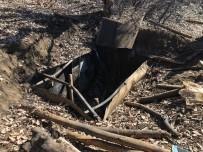 DİŞ FIRÇASI - Şırnak''ta Teröristlere Ait 6 Sığınak İmha Edildi