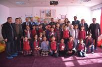 HALK EĞİTİM MERKEZİ - Tatvan'da Kütüphane Açılışı