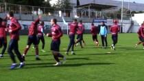 ANKARAGÜCÜ - Trabzonspor, Göztepe Maçı Hazırlıklarına Başladı