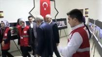 GÜVENLİ BÖLGE - Türk Kızılayının 'Güvenli Bölge' Hazırlıkları Sürüyor