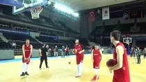 ELEME MAÇLARI - 'Umut Işıkları Yakabilecek Bir Basketbol Sergilemek İstiyoruz'