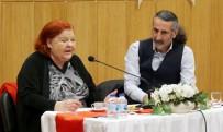 BELEDİYE MECLİS ÜYESİ - Ünlü Tiyatro Sanatçısı Defne Yalnız 'Demli Sohbetler'e Konuk Oldu