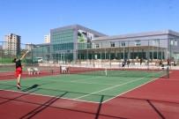 ELEME MAÇLARI - 2019'Un İlk Ulusal Tenis Turnuvası Şanlıurfa'da Düzenleniyor