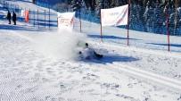 KAZANCı - 4. Ilgaz Dağı Geleneksel Kızak Yarışları Kastamonu'da Başladı