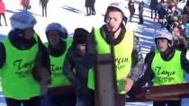 KAZANCı - 4. Ilgaz Dağı Geleneksel Kızak Yarışları