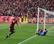 KıLıÇARSLAN - 5 Gollü Maçta Kazanan Eskişehir