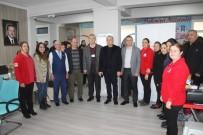 AK Parti Çanakkale İl Başkanlığından Kan Ve Kök Hücre Bağışı