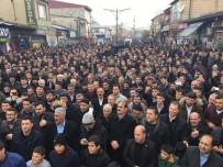 AK Parti Patnos Belediye Başkan Adayı Alır, Patnos'ta Coşkuyla Karşılandı
