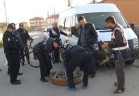 Aksaray'da Yakalanan 99 Aranan Şahıstan 32'Si Tutuklandı