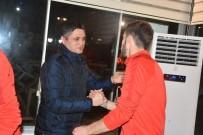 HAKAN ŞIMŞEK - Aliağaspor FK'nın Futbolcuları Motivasyon Yemeğinde Buluştu