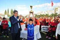 NUTUK - Balçova'da Minikler, Tatili Spor Yaparak Geçirdi