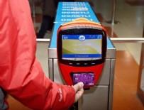 PETERSBURG - Başkent'liler Kredi Kartlarıyla Ulaşımı Sevdi
