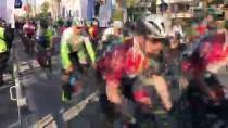 ÇATALHÖYÜK - Bisiklette Sezonun İlk Yarışı Tamamlandı