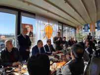 Çaycuma AK Parti Örgütü Birlik Ve Beraberlik İçin Biraraya Geldi