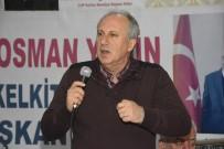 CHP'li Muharrem İnce Gümüşhane'de Partililer İle Buluştu