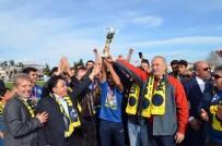 MEHMET TÜRKÖZ - Didimspor Şampiyonluk Kupasını Aldı