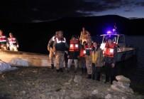 Doğa Yürüyüşünde Kaybolan 4 Genç Kurtarıldı