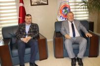CEMAL ENGINYURT - Enginyurt Açıklaması 'Büyükşehir Ve 17 İlçede AK Parti'yi Destekleyeceğiz'