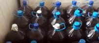 KAÇAK ŞARAP - Evinin Bahçesini Kaçak Şarap Dükkanı Yaptı