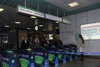 MUSTAFA KORKMAZ - Metro İstanbul A.Ş, İstasyonlardaki Kaliteyi Artıyor