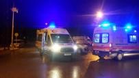 HITIT ÜNIVERSITESI - Önünü Kestikleri Araçtaki Kişileri Vurdular Açıklaması 2 Yaralı