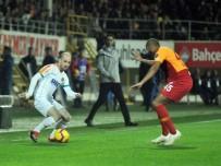 AHMET ÇALıK - Spor Toto Süper Lig Açıklaması Aytemiz Alanyaspor Açıklaması 1 - Galatasaray Açıklaması 0 (İlk Yarı)