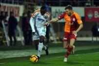 AHMET ÇALıK - Galatasaray Alanya'da puan kaybetti