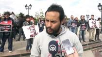 MAL VARLIĞI - Tunus'ta AB'nin, Eski Cumhurbaşkanının Damadıyla İlgili Kararı Protesto Edildi
