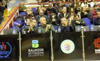 ÜMIT SONKOL - Türkiye Basketbol 1. Ligi Açıklaması Karesispor Açıklaması 93 - Sigortam Net İTÜ Basket Açıklaması 89
