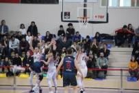 ZILAN - Türkiye Kadınlar Basketbol 1. Ligi Açıklaması Elazığ İl Özel İdare Açıklaması 95 - Yalova VIP Gençlik Açıklaması 36