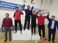 GÜREŞ TAKIMI - Umurbey Güreş Takımı Şampiyon Oldu