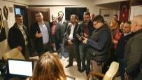 AK Parti Edremit İlçe Başkanı İstifa Etti