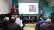 TÜRK KıZıLAYı - Arnavutluk'ta 'Türkiye Ve Uluslararası İnsani Yardım' Söyleşisi