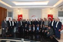BÜROKRASI - ATO Başkanı Baran Açıklaması 'Lokomotif Yavaşladı Ancak Biz 2019'Dan Umutluyuz'
