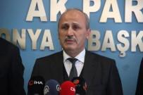 TOPLU TAŞIMA - Bakan Turhan'dan O İle Metro Müjdesi