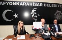 AFYONKARAHISAR BELEDIYESI - Başkan Çoban Motokros Şampiyonası'nın Maliyetini Açıkladı