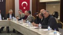SÜLEYMAN SEBA - 'Büyük Beşiktaş Yürüyüşü' Oluşumu Tanıtıldı