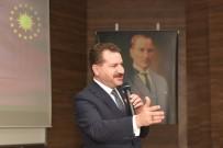 Cumhur İttifakı AK Parti Balıkesir Büyükşehir Belediye Başkan Adayı Yücel Yılmaz Açıklaması