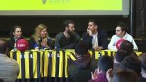 BASKETBOL - Datome Ve Ahmet Düverioğlu, Öğrencilerle Bir Araya Geldi