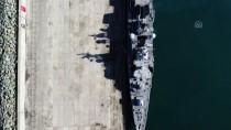 Deniz Kuvvetleri Komutanlığının Sürmene'de Yapacağı Lojistik Üs